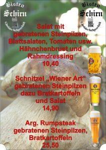 Steinpilze